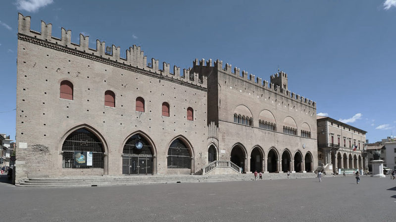 A MEDIEVAL GEM WILL HOST CONTEMPORARY ART IN RIMINI
