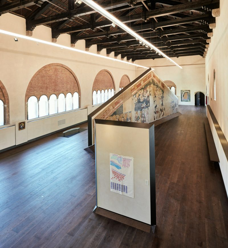 PART Palazzi dell' Arte Rimini | Two medieval gems for contemporary art