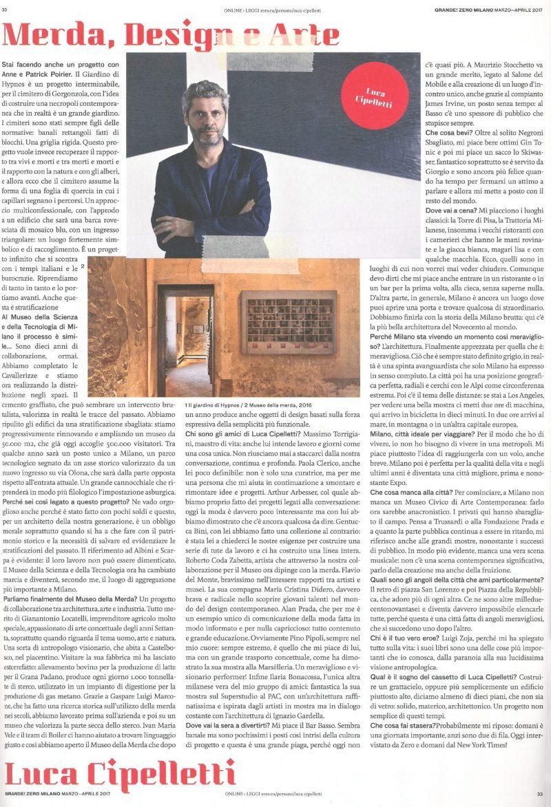 Zero Magazine   April 2017
