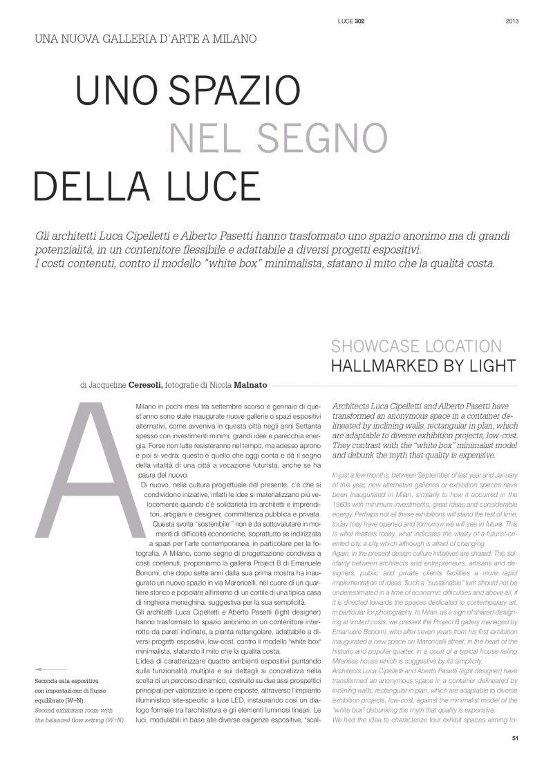 Luce   N.302