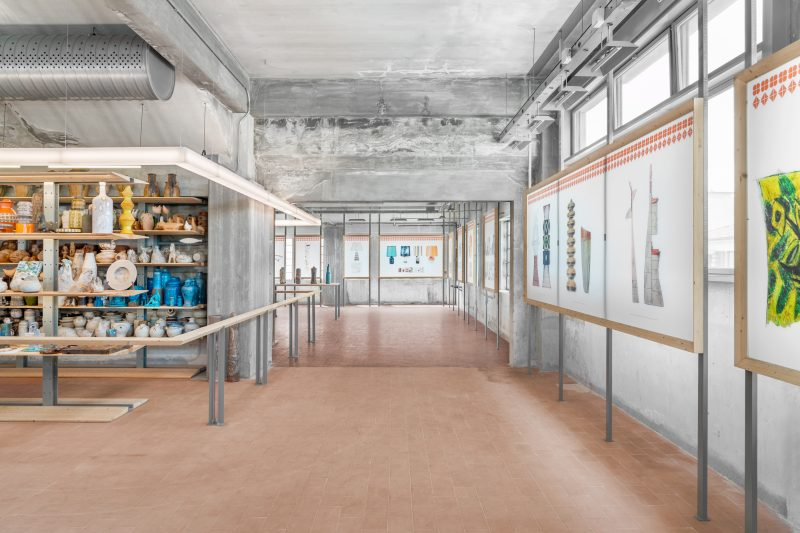 A MUSEALIZED ARCHIVE FOR THE HISTORY OF BITOSSI CERAMICHE